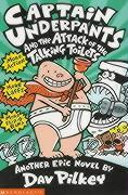Cover-Bild zu Pilkey, Dav: Captain Underpants and the Attack of the Talking Toilets