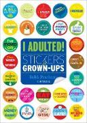 Cover-Bild zu Pearlman, Robb: I Adulted!