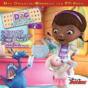 Cover-Bild zu Bingenheimer, Gabriele: Disney - Doc McStuffins - Folge 4 (Audio Download)