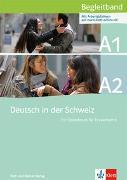 Cover-Bild zu Clalüna, Monika: Deutsch in der Schweiz / Deutsch in der Schweiz A1 und A2