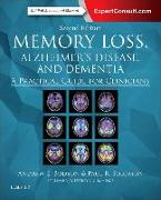 Cover-Bild zu Memory Loss, Alzheimer's Disease, and Dementia von Budson, Andrew E.