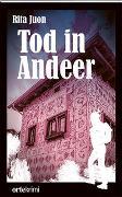 Cover-Bild zu Tod in Andeer von Juon, Rita