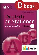 Cover-Bild zu Deutsch an Stationen 8 Inklusion (eBook) von Kurzius-Beuster, Babett