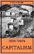 Cover-Bild zu 3 books to know Capitalism (eBook) von Smith, Adam