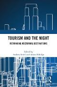 Cover-Bild zu Tourism and the Night (eBook) von Smith, Andrew (Hrsg.)