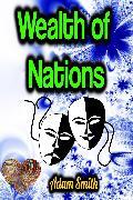 Cover-Bild zu Wealth of Nations (eBook) von Smith, Adam