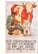Cover-Bild zu 1922; PlakK A6: Gute Schweizermilch