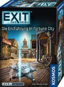 Cover-Bild zu EXIT - Die Entführung in Fortune City von Brand, Inka & Markus