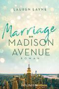 Cover-Bild zu Marriage on Madison Avenue von Layne, Lauren