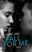 Cover-Bild zu Fall for Me (eBook) von Layne, Lauren