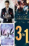 Cover-Bild zu Das Christmas-Bundle: Drei Weihnachtsromane in einem E-Book (eBook) von Beck, Samanthe