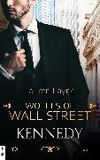 Cover-Bild zu Wolfes of Wall Street - Kennedy (eBook) von Layne, Lauren