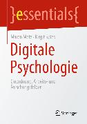 Cover-Bild zu Digitale Psychologie (eBook) von Spies, Birgit
