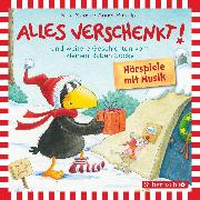 Cover-Bild zu Alles verschenkt!, Alles Winter!, Alles gebacken!, Alles taut! (Audio Download) von Rudolph, Annet
