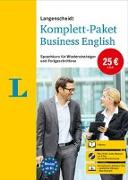 Cover-Bild zu Langenscheidt Komplett-Paket Business English