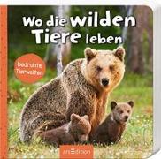 Cover-Bild zu Wo die wilden Tiere leben