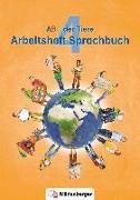 Cover-Bild zu ABC der Tiere 4 - Arbeitsheft Sprachbuch · Neubearbeitung von Kuhn, Klaus