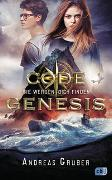 Cover-Bild zu Gruber, Andreas: Code Genesis - Sie werden dich finden