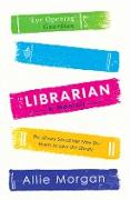 Cover-Bild zu Morgan, Allie: The Librarian (eBook)