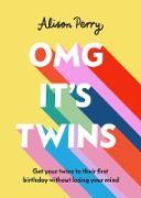 Cover-Bild zu Perry, Alison: OMG It's Twins! (eBook)