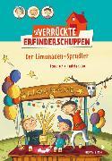Cover-Bild zu Der verrückte Erfinderschuppen (eBook) von Hach, Lena