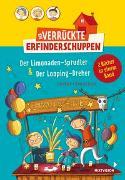 Cover-Bild zu Der verrückte Erfinderschuppen - Doppelband: Der Limonaden-Sprudler & Der Looping-Dreher von Hach, Lena