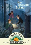 Cover-Bild zu Mission Hollercamp Band 3 - Der rätselhafte Schatz (eBook) von Hach, Lena