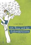 Cover-Bild zu Ich, Tessa und das Erbsengeheimnis von Hach, Lena