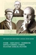 Cover-Bild zu Kirche - Sozialismus - Demokratie von Thierfelder, Jörg