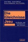 Cover-Bild zu Die Gleichnisse Jesu von Büttner, Gerhard