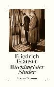 Cover-Bild zu Glauser, Friedrich: Wachtmeister Studer