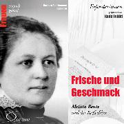 Cover-Bild zu Sichtermann, Barbara: Frische und Geschmack - Melitta Bentz und der Kaffeefilter (Audio Download)