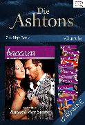 Cover-Bild zu Child, Maureen: Die Ashtons (12-teilige Serie) (eBook)