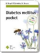 Cover-Bild zu Diabetes mellitus pocket von Siegel, Erhard