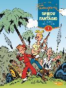 Cover-Bild zu Franquin, André: Spirou & Fantasio Gesamtausgabe 01: Die Anfänge eines Zeichners