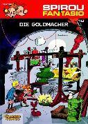 Cover-Bild zu Franquin, André: Spirou und Fantasio, Band 18
