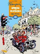 Cover-Bild zu Franquin, André: Spirou & Fantasio Gesamtausgabe 05: Fabelhafte Wesen