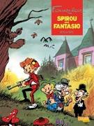 Cover-Bild zu Fournier, Jean-Claude: Spirou & Fantasio Gesamtausgabe 10: 1972-1975