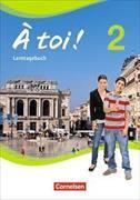 Cover-Bild zu À toi! 2. Vier- und fünfbändige Ausgabe. Lerntagebuch