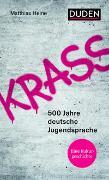 Cover-Bild zu Heine, Matthias: Krass