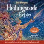 Cover-Bild zu Heilungscode der Plejader [Übungs-CD 1] von Marquez, Eva