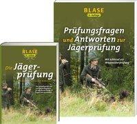 Cover-Bild zu BLASE - Die Jägerprüfung 33. Auflage. + BLASE - Prüfungsfragen und Antworten zur Jägerprüfung 8. Auflage von Edition Jafona im Quelle & Meyer Verlag (Hrsg.)