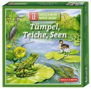 """Cover-Bild zu Natur-Memo """"Tümpel, Teiche, Seen"""" von Quelle & Meyer Verlag GmbH (Hrsg.)"""