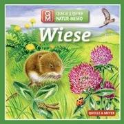 """Cover-Bild zu Natur-Memo """"Wiese"""" von Quelle & Meyer Verlag GmbH (Hrsg.)"""