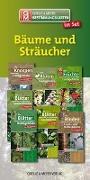 """Cover-Bild zu Bestimmungskarten-Set """"Bäume und Sträucher"""" von Quelle & Meyer Verlag (Hrsg.)"""