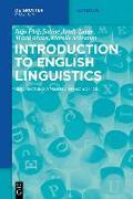 Cover-Bild zu Plag, Ingo: Introduction to English Linguistics