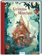 Cover-Bild zu Brüder Grimm: Grimms Märchen