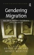 Cover-Bild zu Webster, Wendy: Gendering Migration (eBook)
