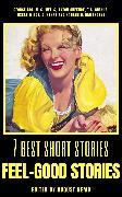 Cover-Bild zu 7 best short stories - Feel-Good Stories (eBook) von Hawthorne, Nathaniel