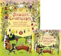 Cover-Bild zu Haefeli, Alfred (Hrsg.): Schwizer Chinderlieder